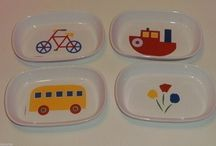 Airline Service Items / Airline dinnerware and flatware
