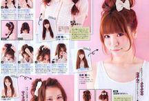 Kawaii beauty book