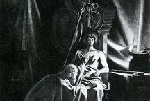 Ιλιάδα, 24 λιθογραφίες του Henri Motte