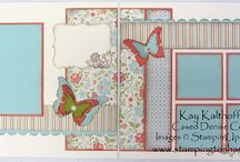 Scrapbook ideas / by Claire Earle