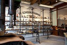 De Schoenenfabriek Groningen / Foto's uit ons filiaal in Groningen.