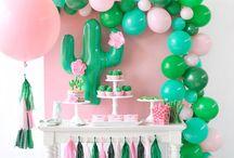 Cactus party