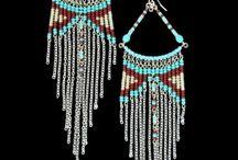 DIY earrings bohemian