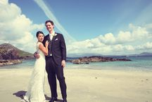 Wedding Couples on The West Coast / Sharing with you our real wedding couples who have had their dream wedding on the West Coast Of Ireland.