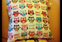 Cushions/pillow designs / Ideas for nenas showday :)