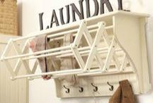 Laundry / Storage ideas