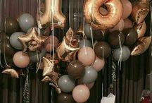 Meral 18 yaş party