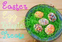 Easter Ideas / by Krystal Bergstrom-Gray