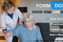 Senior home caregivers