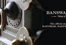 Banswari.com | Things of Beauty / Things of beauty, joys forever. Discover your favourite jewellery here • RASVIHAR fine jewelry • BABYRASA jewellery for children • SARASAS silver jewellery.