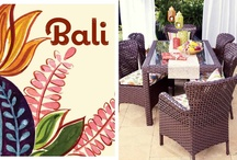 Our New Bali Collection / Check out our new Bali collection - an Indonesian dream!