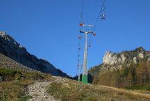 Srednji vrh, Karavanke / A hike in the Karavanke mountains from Ljubelj to Zelenica then onwards to the peak of Srednji vrh