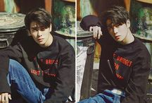 jaehyun • ff / breaking ankles on the basketball court and leaving footprints on in the sand of the breezy jeju seashore.