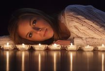 Candle shoot