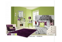 Bedrooms / by DCI Studio Phyllis Harbinger