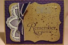 StampinUp / by Dolores Hilderbrand