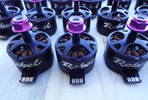 Racequad Motors / Brushless Motors for Racing & Freestyle Mini Quadcopters