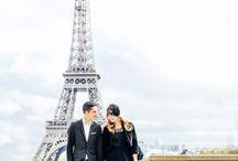 PARIS SHOOT | AFTER WEDDING / Paris After Wedding with Hochzeitswahn, Die Hochzeitsfotografen