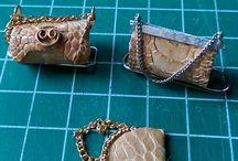 tinysminis / Zelfgemaakte poppenhuis miniaturen