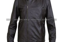 Ghost Rider Young Johnny Blaze Brown Jacket / Get this Matt Long Ghost Rider Brown Leather Jacket at most affordable price from Sky-Seller and avail free Shipping.