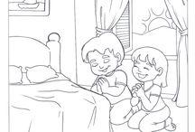 Crianças Colorir | Coloring Pages for Kids