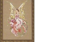 Queen of the fairys nora corbett