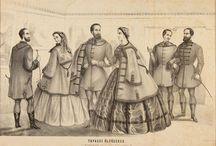 Kastélyélet 1860