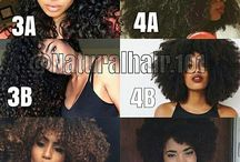 cabello afro natural