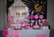 Barbie Party / by MiKaela Walden