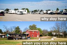 Awesome Big Rig RV destinations / Where to park your big rig? / by Tink Bastian