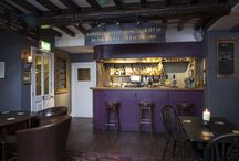 Drink at The Bull & Swan / With a dedicated real ale menu & a wonderful wine list, imbibing gets no better