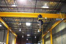 Ellsen single girder overhead crane for sale