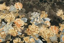 Imperial Collection 7 by Robert Kaufman / Asian-Inspired Cotton Quilting Fabric cotton fabrics collection of Robert Kaufman