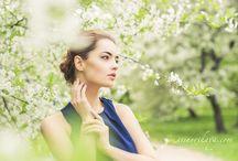 Цветущие сады фото