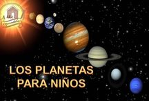 Sistema solar infantil