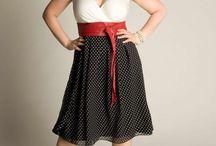 Curvy Fashion / by Jessy Flinn