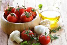 Colesterol / Consejos de alimentación y recetas.