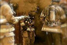 FIRE RESCUE- save lives / by Tim Winkelman