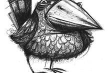 Ilustração de Animais / by Janaína Galhardo