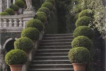 outdoor stairs & railings