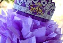 princess sofia party