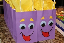Dora the Explorer Party Ideas *laurens turning two*