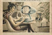 Vintage Social