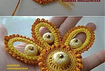 DIY. Irish crochet