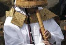 Vestuários tradicionais