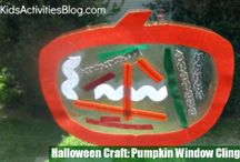 Home Ed ~ Halloween and Fall crafts/lessions/ideas