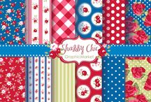 Shabby Chic /  Find shabby chic clip art designs and patterns