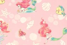 Princess ariel background