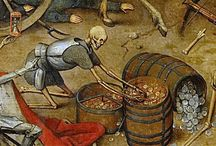 Pieter Brueghel The Elder. Details.