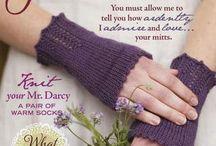 Magazines knit/crochet